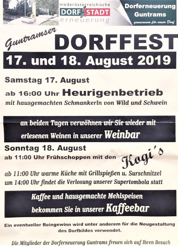 2019_Dorffest